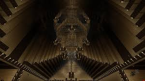 Large Chandelier Minecraft Project