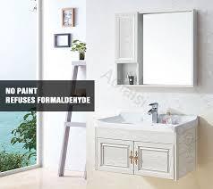 aluminium schwimmende waschbecken schrank waschbecken eitelkeit weiß badezimmer wandschrank buy floating bathroom cabinets small bathroom sink with