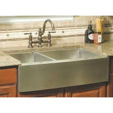 36 Double Faucet Trough Sink by 36 Inch Stainless Steel Curved Front Farm Apron 40 60 Double Bowl