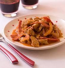 cuisine d hiver sauté de veau au chorizo les meilleures recettes de cuisine d ôdélices