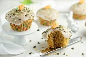 saftige dinkel möhren muffins weizenfrei milchfrei histaminarm