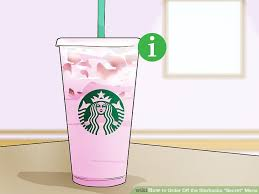 Image Titled Order Off The Starbucks Secret Menu
