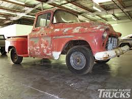 100 Classic Chevrolet Trucks For Sale 1956 Truck Project Hot Rod Network