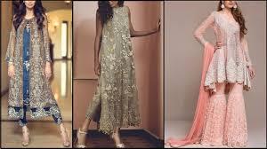 New 2017 Stylish Beautiful Dresses For Girls Women