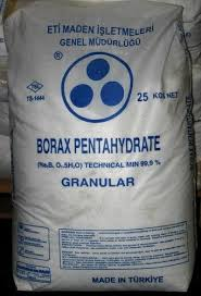 Borax Pentahydrated Industrial Chemicals Delta Chemicals