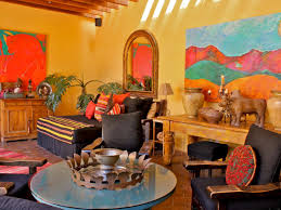 Mexican Style Home Decor_Carole-Meyer-mexican-outdoor-living-room ... Home Designs 3 Contemporary Architecture Modern Work Of Mexican Style Home Dec_calemeyermexicanoutdrlivingroom Southwest Interiors Extraordinary Decor F Interior House Design Baby Nursery Mexican Homes Plans Courtyard Top For Ideas Fresh Mexico Style Images Trend 2964 Best New Themed Great And Inspiration Photos From Hotel California Exterior Colors Planning Lovely To