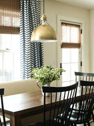 Modern Country Dining Room Ideas by Bright Curtains Modern For Dining Room Designs Formal Curtain