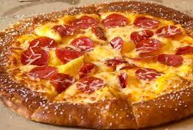 Little Caesars Pretzel Crust Pizza Taste Test