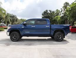 100 Tundra Truck For Sale Used 2015 TOYOTA TUNDRA Limited Crewmax 4x4 For Sale In