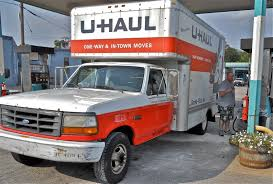 Why The U-Haul May Be The Most Fun Car To Drive - Thrillist U Haul Truck Stock Photos Images Alamy Moving Tips What You Need To Know West Coast Selfstorage American Enterprise Institute Economist Mark Perry Says Skyhigh Uhaul Rental Reviews 26ft Why The May Be The Most Fun Car Drive Thrillist Total Weight Can In A Insider Parts Pickup Queen Mattress Trucks Friday January 25 2013 Neilson House 26 F650 Overhead Clearance Youtube Food Mobile Kitchen For Sale California