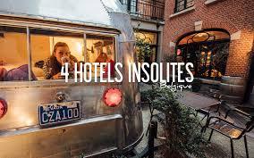 chambre d hote belgique insolite 4 hôtels insolites qui vont vous décider à aller en belgique
