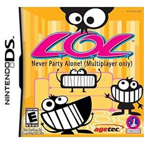 LOL: Never Party Alone - Nintendo DS