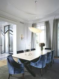 Houzz Dining Room Chairs Transitional Photo In With White Walls Table And