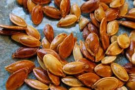 Eden Foods Spicy Pumpkin Seeds by Roasted Pumpkin Seeds