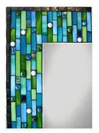 Blue Mosaic Bathroom Mirror by 48 Best Mosaic Mirrors Images On Pinterest Mosaic Mirrors