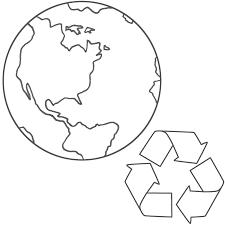 Dessus Coloriage Planete Terre Imprimer Imprimer Et Obtenir Une