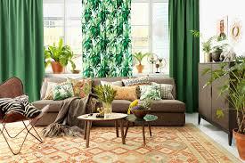 jungle im wohnzimmer bild kaufen 12672524