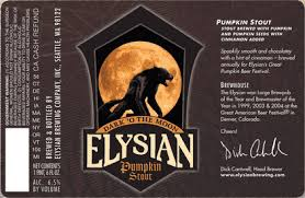 Elysian Night Owl Pumpkin Ale by Elysian Goes All Out For The Pumpkin Beerpulse