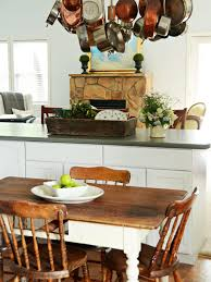Rustic Country Dining Room Ideas by Country Kitchen Paint Colors Pictures U0026 Ideas From Hgtv Hgtv