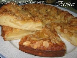 dessert aux poires leger poires et amandes un bon gâteau moelleux pour la semaine de la