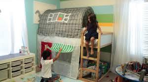 Ikea Kura Bed by Ikea Kura Bed Tent With Curtain