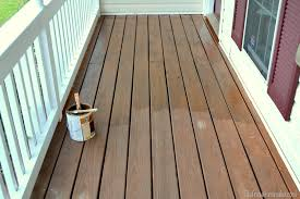 Porch Paint Colors Behr by Front Porch Part 1 New Paint And Stain Sprucing Up The Outdoors