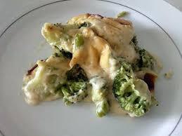 cuisiner le brocolis recette de brocolis sauce au fromage