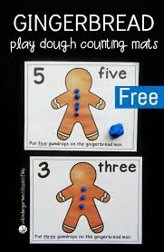 Gumdrop Christmas Tree Challenge by Counting Gumdrops Play Dough Mats The Kindergarten Connection