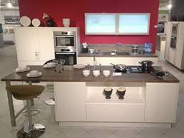 häcker musterküche moderne küche mit muldenlüfter im