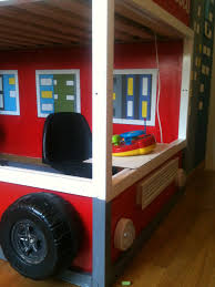 IKEA Hackers: Kura Firetruck. Love The Details! | Bedroom ... Interior Essential Home Slumber N Slide Loft Bed With Manual New With Pull Out Insight Bedroom Fire Truck Bunk Engine Beds Tent Christmas Tree Decor Ideas Paint Colors Imagepoopcom Diy Find Fun Art Projects To Do At And Bed Fniture Fire Truck Bunk Step 2 Firetruck Light Bedding And Decoration Hokku Designs Twin Reviews Wayfair