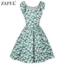 online get cheap green swing dress aliexpress com alibaba group