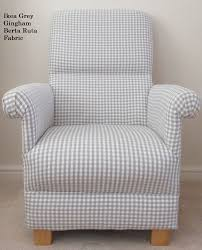Ikea Grey Gingham Check Fabric Chair Armchair Berta Ruta Nursery ... Amazoncom Kfine Youth Upholstered Club Chair With Storage Best 25 Bedroom Armchair Ideas On Pinterest Armchair Fireside Chic A Classic Wingback Chair A Generous Dose Of Gingham And Ottoman Ebth Pink Smarthomeideaswin Armchairs Traditional Modern Ikea Fantasy Fniture Roundy Rocking Brown Toysrus Idbury In Ol Check Wesleybarrell Chairs For Boys For Cherubs Wonderfully Upholstered Black White Buffalo Check