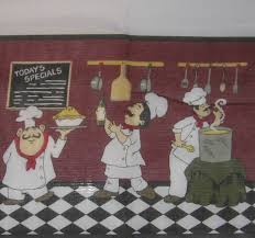Fat Chef Bistro Kitchen Curtains by Home Design Chef Decor For Kitchen Ideas Baker Kitchens Fat