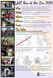 Brookfield Zoo Halloween 2014 by Boo At The Zoo 2014 Page 1 By Illinoisfurs Fur Affinity Dot Net