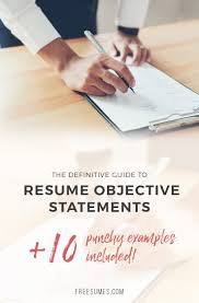 The Definitive Guide To Resume Objective Statements - Freesumes Customer Service Resume Objective 650919 Career Registered Nurse Resume Objective Statement Examples 12 Examples Of Career Objectives Statements Leterformat 82 I Need An For My Jribescom 10 Stence Proposal Sample Statements Best Job Objectives Physical Therapy Mary Jane Nursing Student What Is A Good Free Pin By Rachel Franco On Writing Graphic