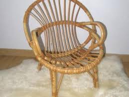 fauteuil rotin enfant par ribambelle et compagnie