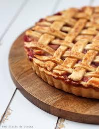 german style plum and pie mi diario de cocina