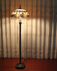 Floor Lamp Glass Shade by Floor Lamps Antique Floor Lamp Glass Shade Globe Diffuser Ikea