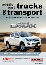 Middle East Trucks & Transport - December 2017 Edition By Middle ... Dave Smith Motors Specials On Used Trucks Cars Suvs Rochester Nyauction Direct Usa Gmc Sierra Questions How Does One Value A 1977 Classic Multistop Truck Wikipedia Kelley Blue Book Value For Values 2014 Yale Gp050vx Package In Menomonee Falls Wi Sale Truck Life Llc Gerren Motor Company Is England Buick Chevrolet Dealer And New At All American Of Midland Tonka Toys Price Guide Idenfications Laurie Dealers Used The Week 24113 Commercial