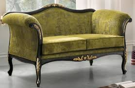 casa padrino luxus barock wohnzimmer sofa grün schwarz gold 165 x 82 x h 96 cm edle barockstil wohnzimmer möbel