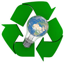 why recycle light bulbs batteries more