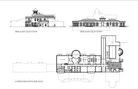 100 Million Dollar House Floor Plans Windlehams House Lower Ground Floor Plans