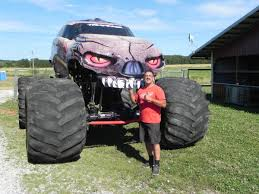 100 Monster Truck Driver Driver Enjoys Being Part Of His Sport News