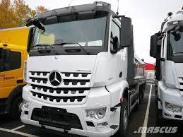 100 Rent A Bucket Truck MercedesBenz Rocs 2546 L 6x2