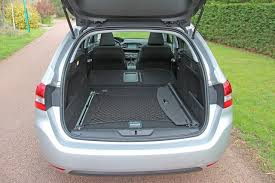 taille coffre nouvelle 308 essai peugeot 308 sw 2014 test auto turbo fr