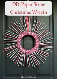 Christmas Holiday Wreath Decor DIY