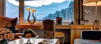 100 Tschuggen Grand Hotel Arosa Card Switzerland