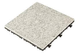 Granite Tile 12x12 Polished by Kontiki Interlocking Deck Tiles Elements Earth Series Granite