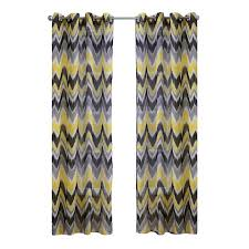 Yellow And Gray Window Curtains by Yellow Curtains Sheer Yellow Sheer Curtains India U2013 Evideo Me