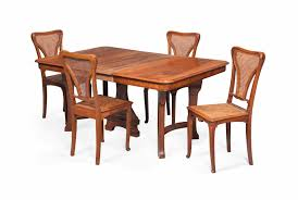AN EDOUARD DIOT ART NOUVEAU, WALNUT AND BRASS DINING TABLE AND FOUR ... Set Of 8 Vintage Midcentury Art Nouveau Style Boho Chic Italian Stunning Of Six Inlaid Mahogany High Back Chairs 2 Pair In Antiques Atlas Lhcy Solid Wood Ding Chair Armchair Lounge Nordic Style A Oak Set With Table Seven Chairs And A Side Ding Suite Extension Table France Side In Leather Chairish Gauthierpoinsignon French By Gauthier Louis Majorelle Caned An Edouard Diot Art Nouveau Walnut And Brass Ding Table Four 1930s American Classical Shieldback 4